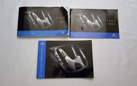 2005 Honda Civic Coupe Owners Manual 05021 - $24.70