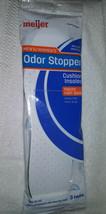 3 Pair Meijer Odor Stopper Men/Women's Cushion Insoles Trim To Fit OSFM ... - $10.84