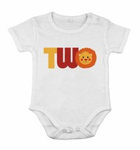 Two 2nd Birthday Babyborn Lion Cotton special idea suit - $13.37