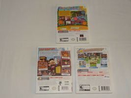 Wii Lot - Carnival Games 30 Great Games Family Party Crayola Colorful Journey image 3