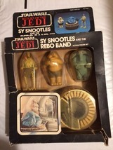 1983 Kenner Star Wars Vintage Sy Snootles and the Rebo Band #71360 - $331.65