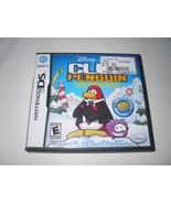 Club Penguin: Elite Penguin Force (Nintendo DS, 2008) Complete Game - $7.69