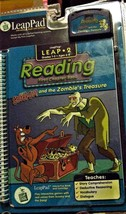 "LeapFrog Leap 2 ""Reading"" Scooby - Doo! and the Zombie's Treasure - $7.90"