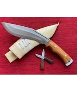 BRITISH GURKHA AFGHAN OPERATION KHUKURI KHUKRI KUKRI 8-INCH FULL FLAT TANG - $71.96
