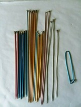 Vtg 20 Boye USA and 6 Misc England Unknown Knitting Needles - $17.81