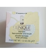 Clinique Blended Face Loose Powder and Brush 07 Transparency 4+ (D) - $42.75