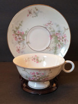 Theodore Haviland 'Apple Blossom' Tea Cup and Saucer - $20.00+