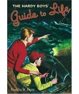 The Hardy Boys: The Hardy Boys' Guide to Life by Franklin W. Dixon 2002 HC - $8.90