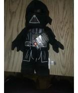 LEGO Star Wars DARTH VADER PLUSH - Stuffed Animal Toy Disney Lucas Films... - $19.99