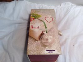 NEW Seagull Studios Heart Warmers Decorative Candle Holder w Box image 7