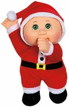 Cabbage Patch Kids Collectible Holiday Helpers #69 Nicholas Santa Plush ... - $34.64