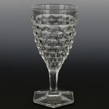 Fostoria American Crystal Goblet 10 OZ Footed Water
