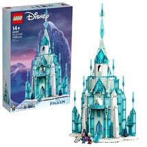 LEGO Disney The Ice Castle 43197 Building Toy - 1,709 Pieces - Fast Ship... - $164.48