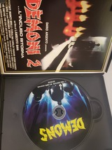 Dario Argento Collection Vol. 2: Demons & Demons 2 DVD image 3