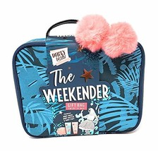 Dirty Works Weekender Gift Bag,Body Wash,Butter,& Puff - $39.06