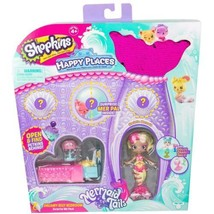 Shopkins Happy Places Surprise Me Pack - Dreamy Reef Bedroom  - $18.53