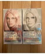 Lot Of 2- L'Oréal Féria P2 Multi-Faceted Shimmering Permanent Pastels Ha... - $42.08