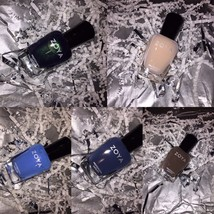 BRAND NEW SET OF 5 Professional Nail Polish by Zoya (See description!) - $50.00