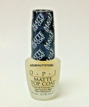 OPI Matte Top Coat 0.5oz **NEW** - $8.91