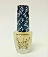 OPI Matte Top Coat 0.5oz **NEW** - $8.91