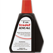 Re-Inking Fuid for Self-Inking Stamps - Red  - $6.50