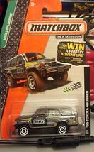 1985 Toyota 4 Runner Matchbox  (MBX Explorers) 1/64 Scale Diecast 4x4 - $13.99