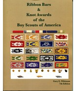 Ribbon Bars & Knot Awards of the Boy Scouts of America - $25.00