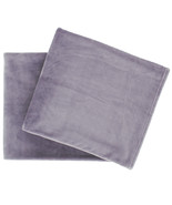 Pine Cone Hill Selke Fleece King Blanket - Greylac Lilac Purple Grey - $144.00