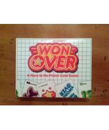 WON OVER CARD GAME (1983 Parker Brothers) - $5.22