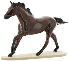 "Hagen-Renaker Miniature Ceramic Horse Figurine Thoroughbred ""Seabiscuit"" image 10"
