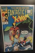 #2 Fantastic Four vs The X-Men Marvel Comic Book D913 - $3.36