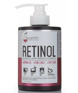 NEW NUVENTIN Retinol Advanced Wrinkle Cream For Face & Body 15 OZ / 444 ML USA - $37.62