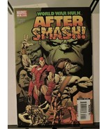 World War Hulk: Aftersmash #1 January 2008 - $6.70