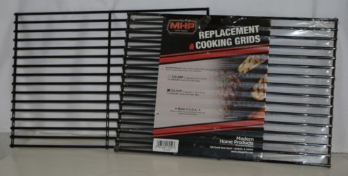 MHP Grill parts CG51P Replacement Cooking Grids Porcelain Prochef Set of 2