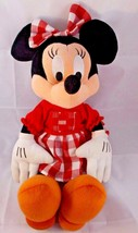 "Disney Minnie Mouse Plush Doll 16"" Stuffed Animal - $7.35"