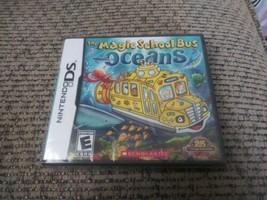 Magic School Bus: Oceans (Nintendo DS, 2011) Scholastic Kids Rated E NIP - $39.59