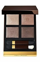Tom Ford Eye Color Eye Shadow Quad Palette Nude Dip 03 Gold Rose Bronze Brown Bx - $62.50