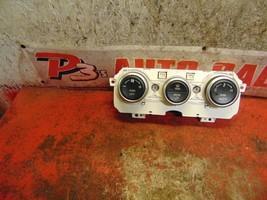 03 04 05 08 07 06 Mazda 6 heater temperature climate control temperature... - $19.79