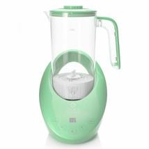 Cook's Companion 50 oz Pitcher Hydrogen-Enriching Water System Mint #B41... - $59.99