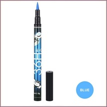 Divas Finest Line Waterproof Blue Brown Purple Black Liquid Eye Liner Pencil  image 5