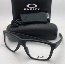 OAKLEY Eyeglasses MAINLINK MNP OX8128-0157 56-17 Black Interchangeable Nose Pads - $169.95