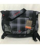 Bontrager NWT Revolution Cycles-Clarendon Bag Black & Blue Messenger Bag... - $79.20