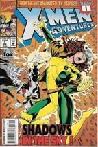 X-Men Adventures TV Series Comic Book Season II #3 Marvel 1994 NEAR MINT... - $2.99