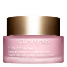Clarins Multi Active Jour Peaux seches 50 ml - $94.00