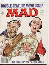 Mad-Magazine-#225-Sept-1981-Mort Drucker-Don Martin-David Berg-Popeye - $50.44