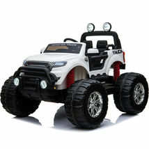 Ride On MotoTec Monster Truck 4x4 12v Parents Remote Control Kids 3 to 8 y.o. image 5