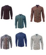 Cowboy Shirt Western Wear Long Sleeve For Men Camisa Vaquera Manga Larga. - €24,67 EUR