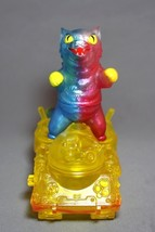 Max Toy Clear Red/Blue Negora w/ Tank - Ultra-Rare image 3