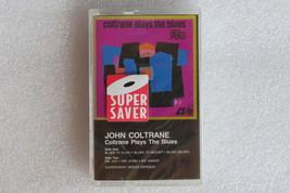 John Coltrane. Coltrane Plays The Blues, cassette --- SEALED - $16.99