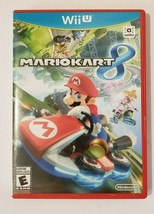 Mario Kart 8 Nintendo Wii U 2014 Video Game CIB Complete - $33.61
